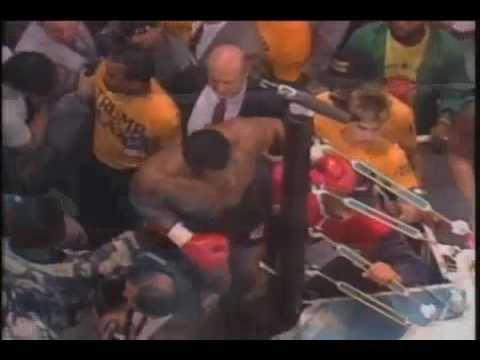 Mike Tyson Entrance HL