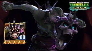 Undead Shredder BOSS and Super Shredders - TMNT Legends