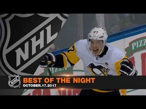 Clutch goals reign supreme on thrilling night in NHL