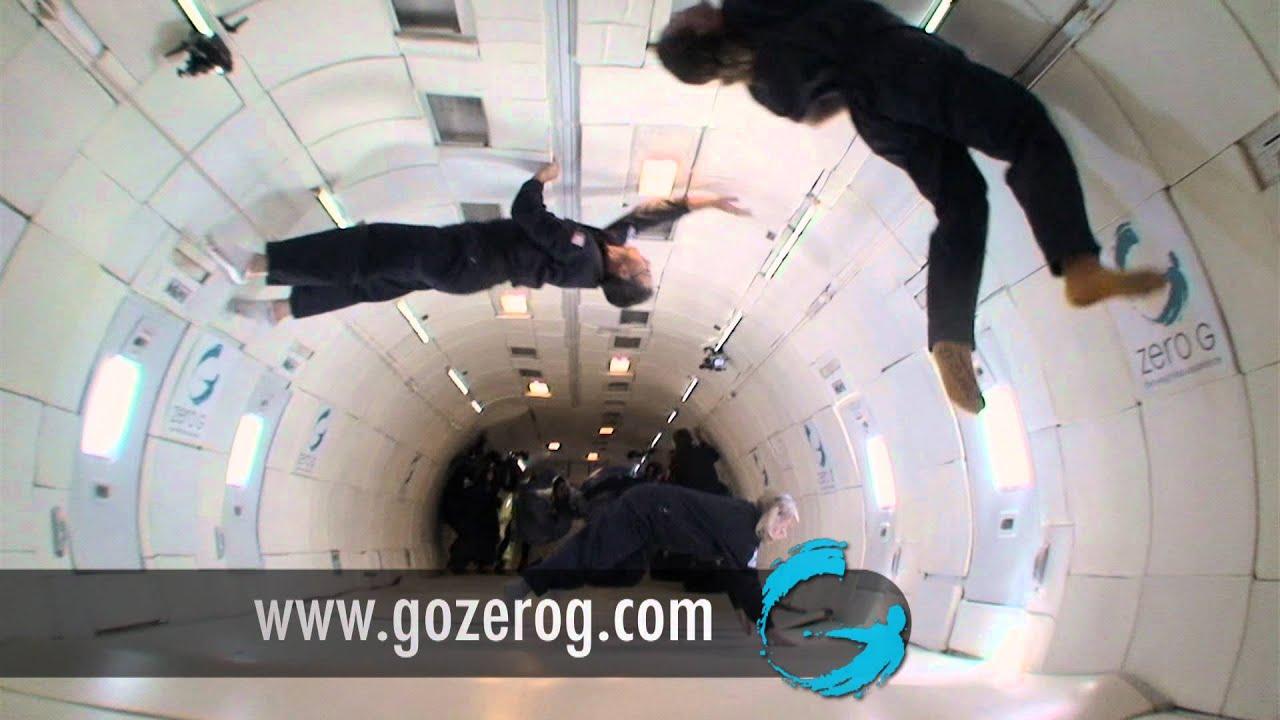 The ZERO-G Experience