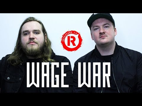 Wage War Talk Warped Tour Memories, New Music & Working With Jeremy McKinnon Mp3