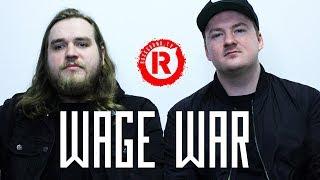 wage war talk warped tour memories new music working with jeremy mckinnon