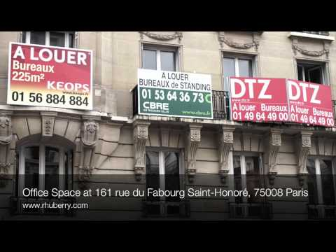 Office Space at 161 rue du Faubourg Saint-Honoré, 75008 Paris