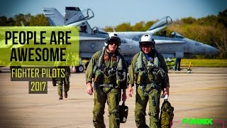 People Are Awesome - Fighter Pilots 2017