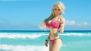 दुनिया की सबसे सुंदर महिला    जो बिलकुल BarbieDoll की तरह दिखाई देती है।
