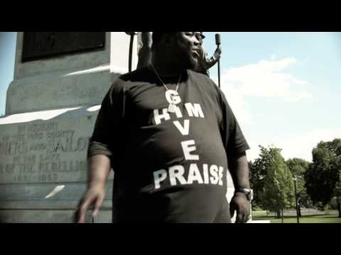 PRAISE   Blessed Ft  Eddie Kane