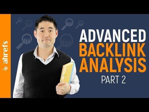 Backlink Analysis: Find Thousands of Link Building Opportunities (Part 2/3)