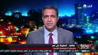دبلوماسية: لا علاقة للوفد المصري في إيطاليا بقضية