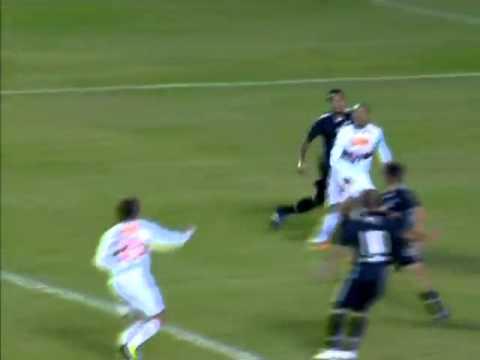 Gol de Luis Fabiano - São Paulo 1 X 0 Libertad - Sul-Americana 2011 - 19/10/11