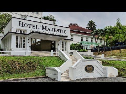 The Majestic Hotel Kuala Lumpur Premier Suite