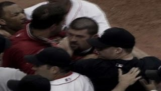 Alex Rodriguez, Jason Varitek spark brawl at Fenway Park