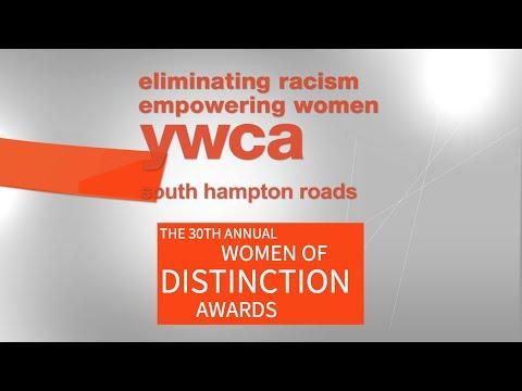 2018 YWCA South Hampton Roads Women of Distinction