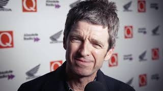 """""""And then...buy a small Island!"""" Double Q Award Winner Noel Gallagher talks Life After Music"""