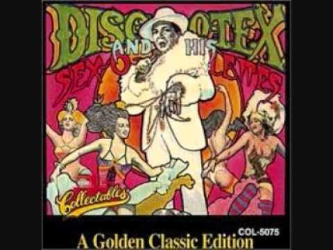 Disco Tex And His Sexolettes    Get Dancin!!