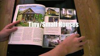 Tiny Homes Simple Shelter Lloyd Kahn's Small House, Treehouse, Cob, And Cabin Book