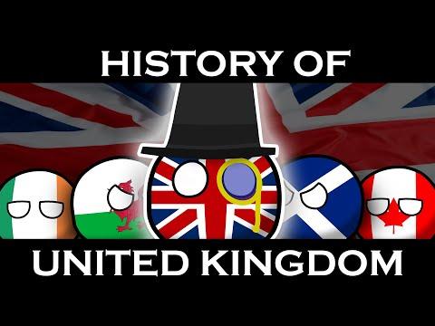 Countryballs: Modern History Of United Kingdom