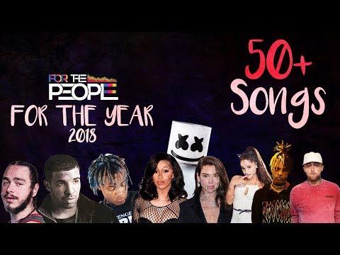 2018 YEAR END MEGA MASHUP - 50+ Songs   Drake, Ariana Grande, Dua Lipa, Marshmello and more! Mp3