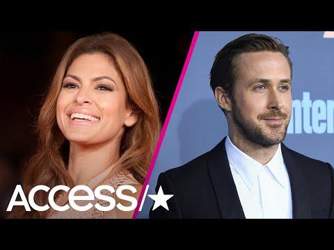 Eva Mendes Admits She Didn't Want Kids Until She Met Ryan Gosling