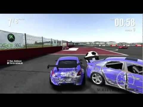 Forza Motorsport 4 - SOCCER!!! - Episode 50 - P2