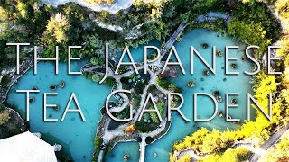 Japanese Tea Garden in San Antonio, Texas! [DJI Spark and GoPro Hero 6]