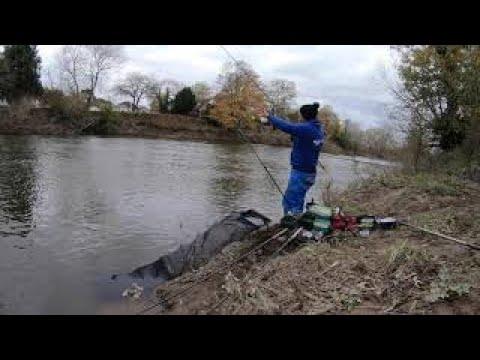 Angling Escapades - River Wye Winter Fishing For Barbel & Chub