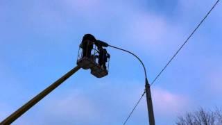 установка светодиодных светильников(, 2012-02-06T20:32:56.000Z)