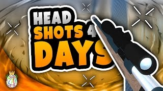 Roblox Mad Paintball 2-HEADSHOTS 4 dias