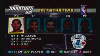 Revisiting: NBA ShootOut '98 [Playstation Gameplay Video]