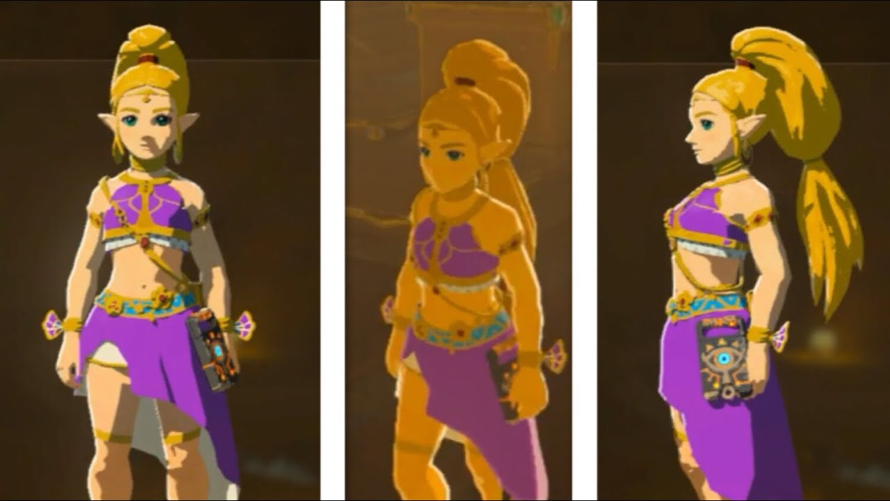 The Legend of Zelda: Breath of the Wild mod aims to make