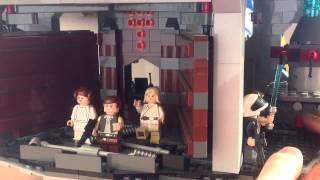 Lego Star Wars The Death Star Exclusive(часть 1) обзор