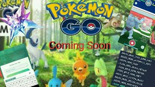 Pokemon Go - Gen 3, new items found, Delibird moves, Battle parties and Weather update