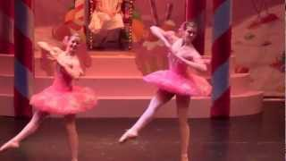 "Marzipan - ""Dance of the Mirlitons"" - GBT Nutcracker 2011"