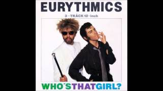 Eurythmics - Who's That Girl? (Extended Mix, 1983)