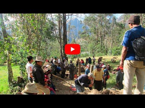 Comunidad Campesina de Pampas cuestionan a abogado en litigio.