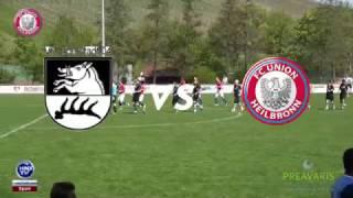 30.04.2017 VfL Eberstadt vs FC Union Heilbronn