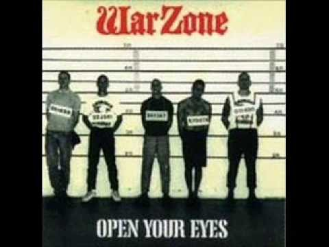 WARZONE -  Open Your Eyes 1988 [FULL ALBUM]