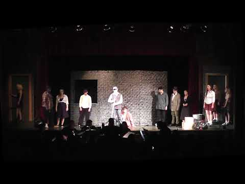 NFA Playshop Spring Musical 2018 - Little Shop Of Horrors