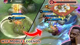 WTF Mobile Legends Funny Moments |300 IQ TEAM