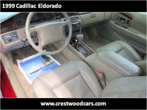 Craig And Landreth Cars >> 1999 Cadillac Eldorado Used Cars Louisville KY - YouTube