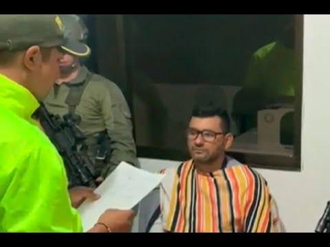 Policía capturó a alias Flash, el segundo al mando de Los Pachencas