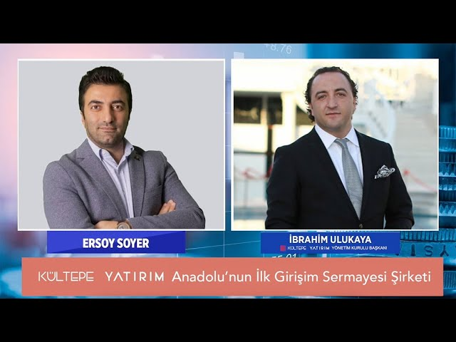 Kayseri'den Türkiye'ye Uzanan Teknoloji Yatırımcılığı