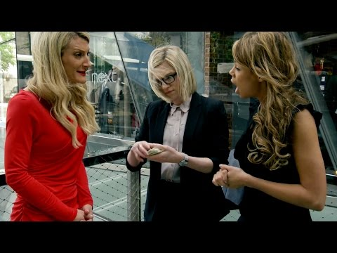 You're so bossy, stop it! - The Apprentice (2014): Series 10 Episode 3 Preview - BBC One