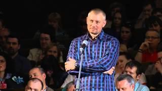 Владимир СОЛОВЬЕВ. Вопросы-ответы. МХАТ. 31 мая 2013