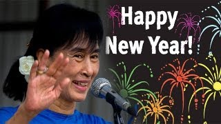 Aung San Suu Kyi - 2013 New Year Speech