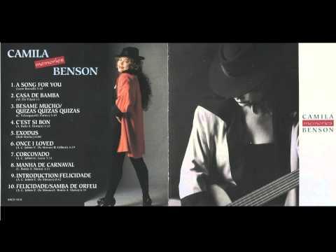 Camila Benson / Ryo Kawasaki - Memories - 1995 - Full Album