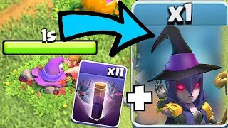 BAT + WITCH COMBO!!