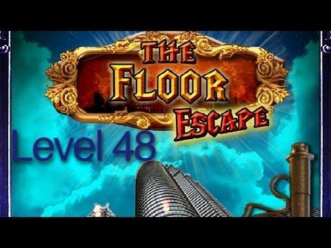 The Floor Escape Walkthrough Level 48