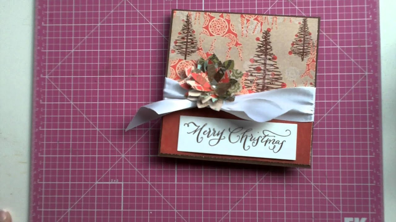 Michaels Haul And Christmas Cards 11511 Youtube