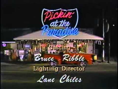 Pickin' at the Paradise credits