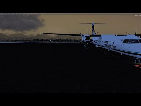 [P3D][V4 1] Majestic Dash 8 Q400 -ICE ICE!- Let the memes begin!